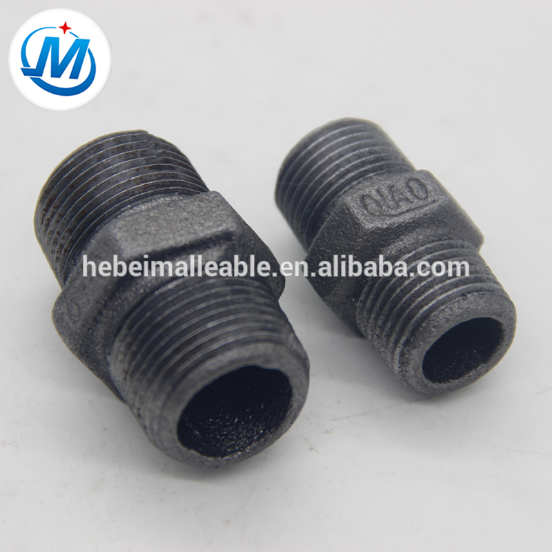 Manufacturer for Round Steel Tube - bathroom accessory reducing hexagon nipple – Jinmai Casting