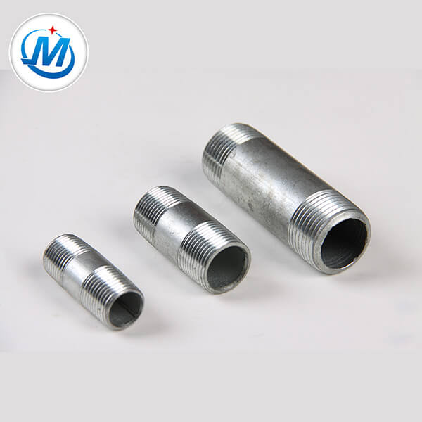 High Quality tsingitud ja mustad Surface Steel Pipe Fitting