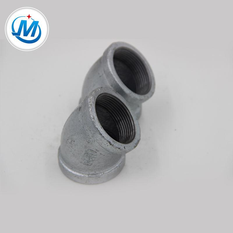 2017 wholesale price Carbon Steel Socket - Professional Enterprise Supply ASME B 16.3, B 16.14, union B 16.39 Dimension 45 Deg Elbow – Jinmai Casting