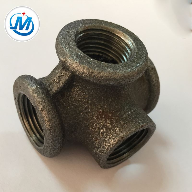 Factory best selling Forged Pipe Fitting - Producing Safely 2.4Mpa Test Pressure Water Connector Side Outlet Tees Fitting – Jinmai Casting detail pictures