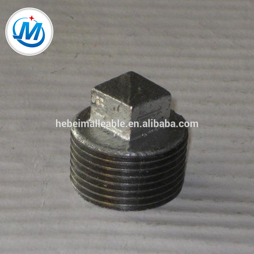 Factory best selling Pipe And Fitting - beaded BS standard new product 291 Plain Plug – Jinmai Casting detail pictures