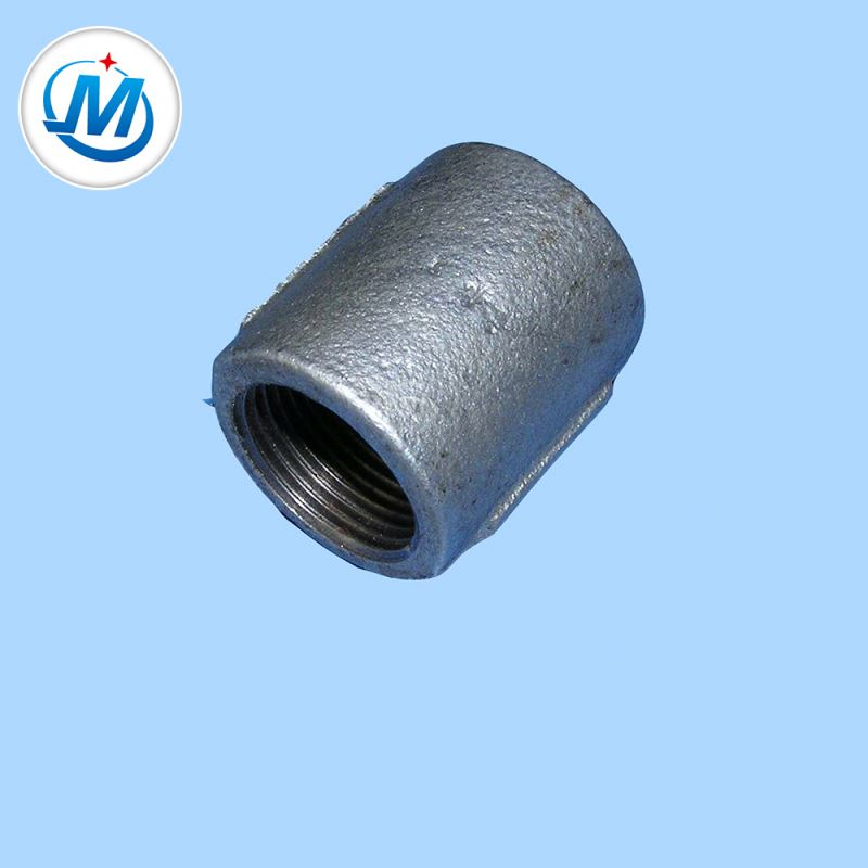 China wholesale Aluminum Irrigation Pipe Fittings - BV Certification For Water Connect Fireproof Pipe Socket Fitting – Jinmai Casting