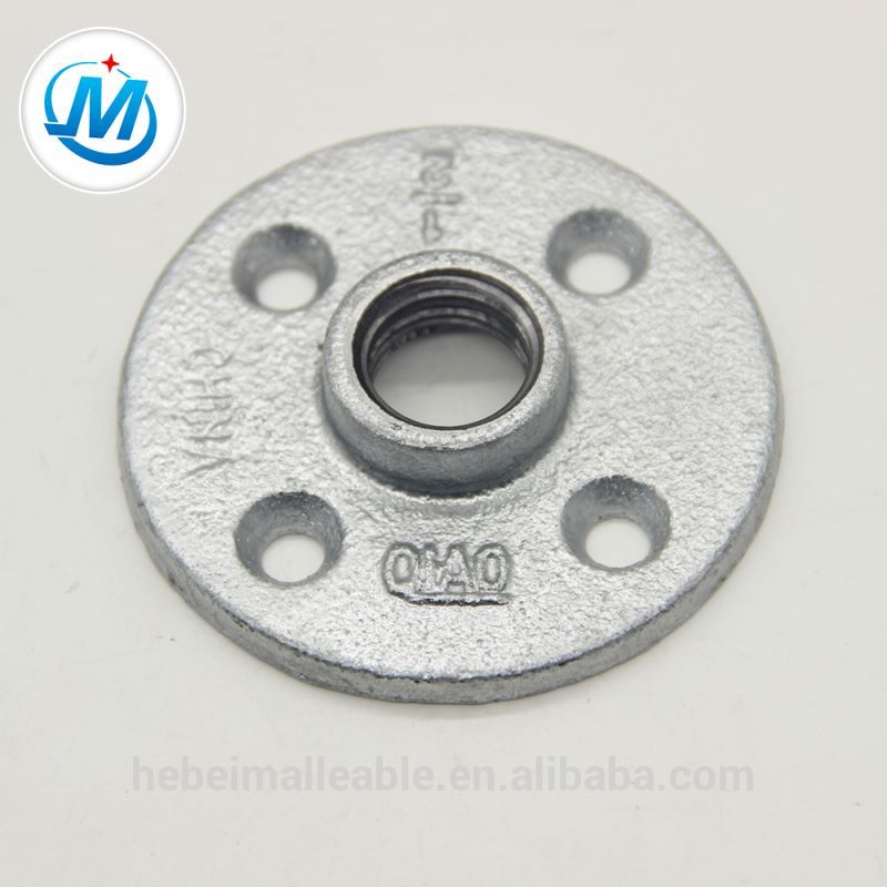 cast iron beaded female flange joint price