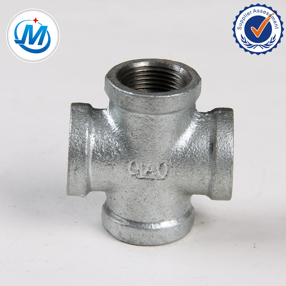 Low MOQ for Pipe Fittings Union Tee Elbow Cross -