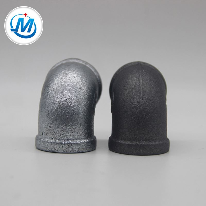2017 China New Design Malleable Iron Screwed Pipe Fittings -