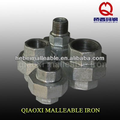 One of Hottest for High Quality Flexible Pipe Fitting - pex pipe union – Jinmai Casting