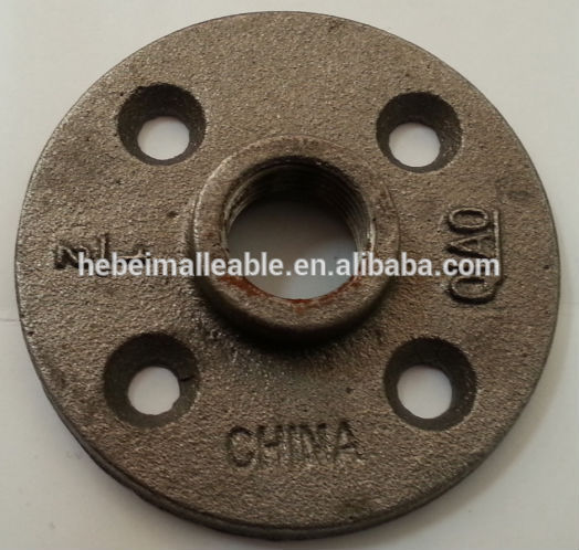high quality cast iron pipe flanges,black iron pipe flange adapter