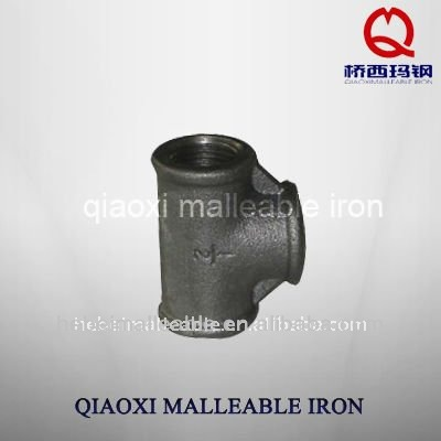 cast iron drain pipe fittings test tee