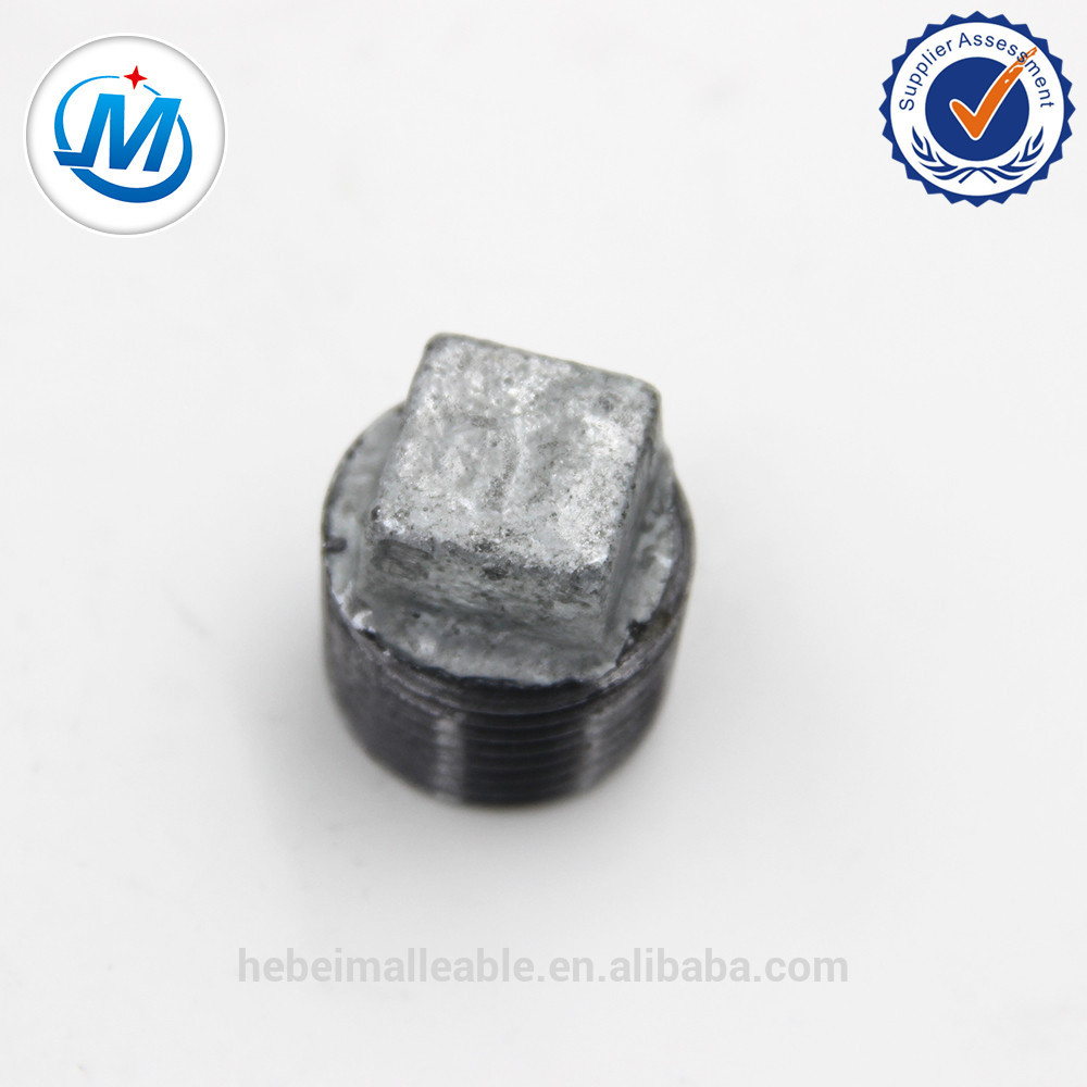 Trending Products High Pressure Cpvc Pipe Fittings - hebei jinmai casting hydraulic fitting plain Plug – Jinmai Casting