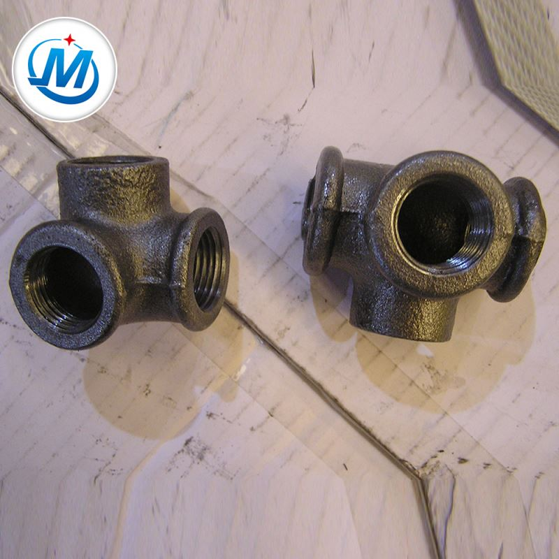 Ordinary Discount 316 Stainless Steel Tube Fitting - Strong Production Capacity 2.4Mpa Test Pressure Cast Iron Pipe Fittings Test Tee – Jinmai Casting