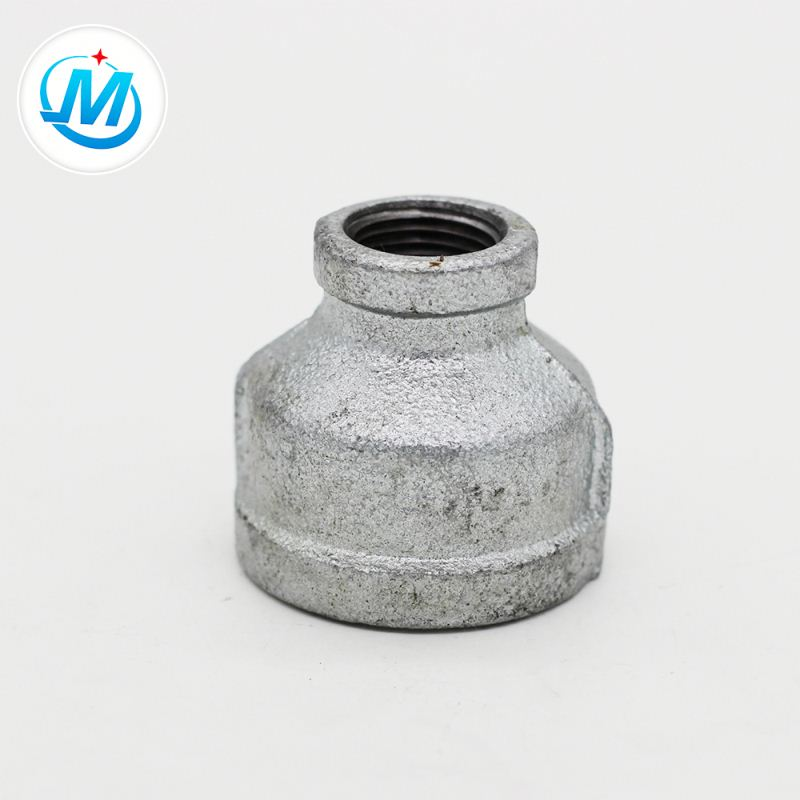 Best quality Gi Pipe Fittings - Banded Galvanized Reducing Socket – Jinmai Casting