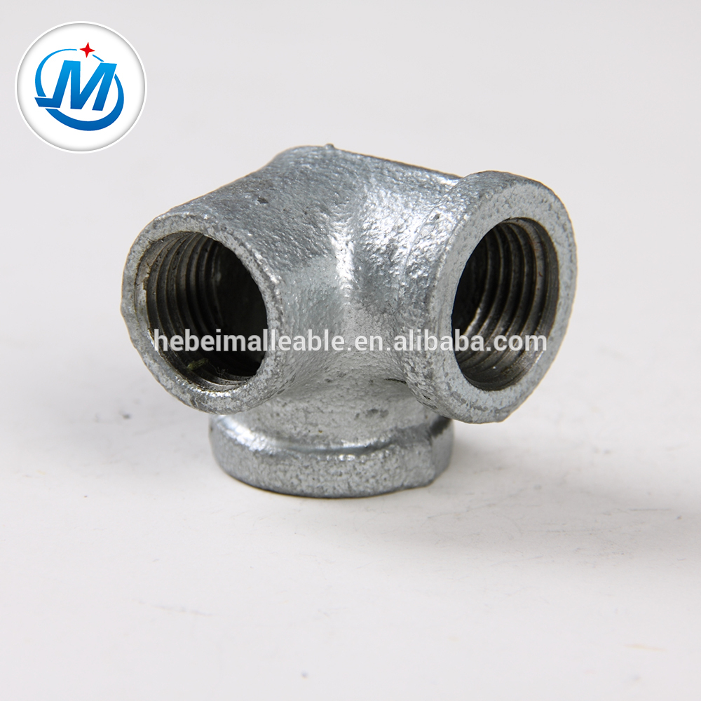 pipe fitting side outlet elbow