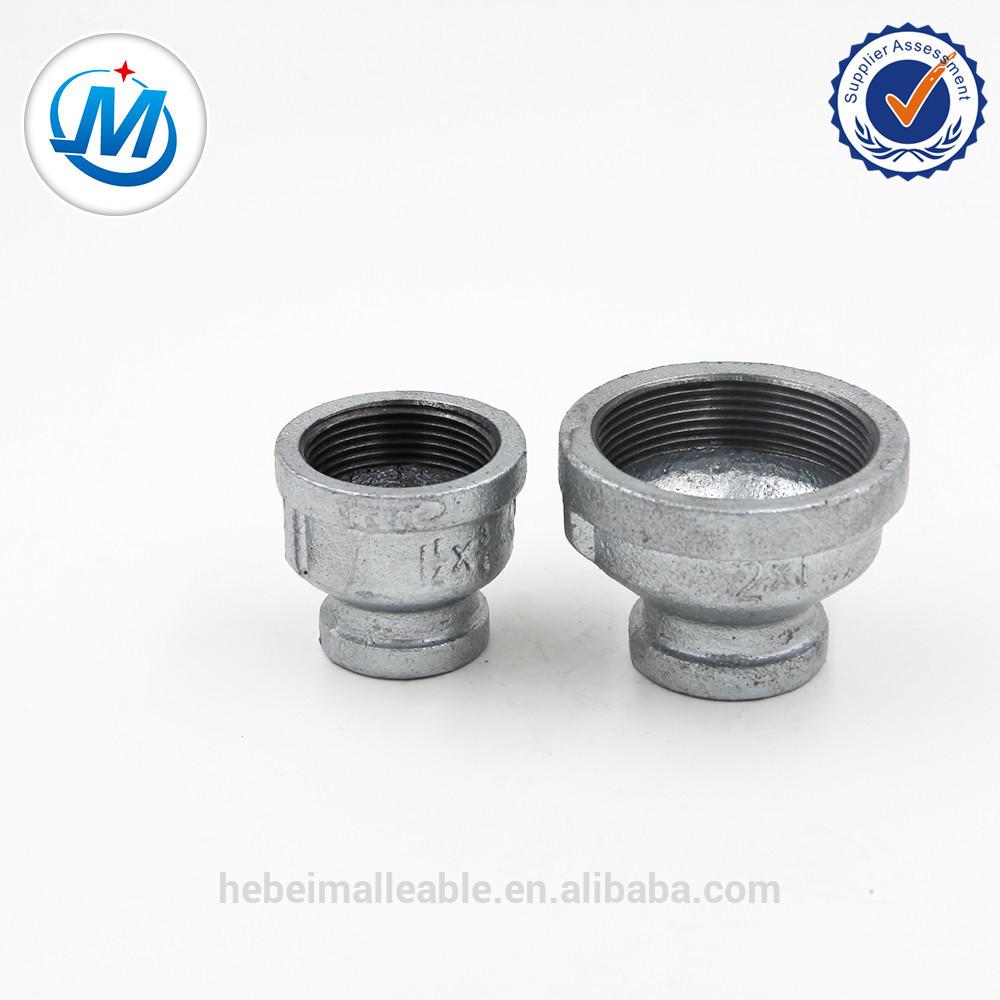 Factory wholesale Socket Pipe Plugs - plumbing parts names image building hardware Reducing Socket – Jinmai Casting