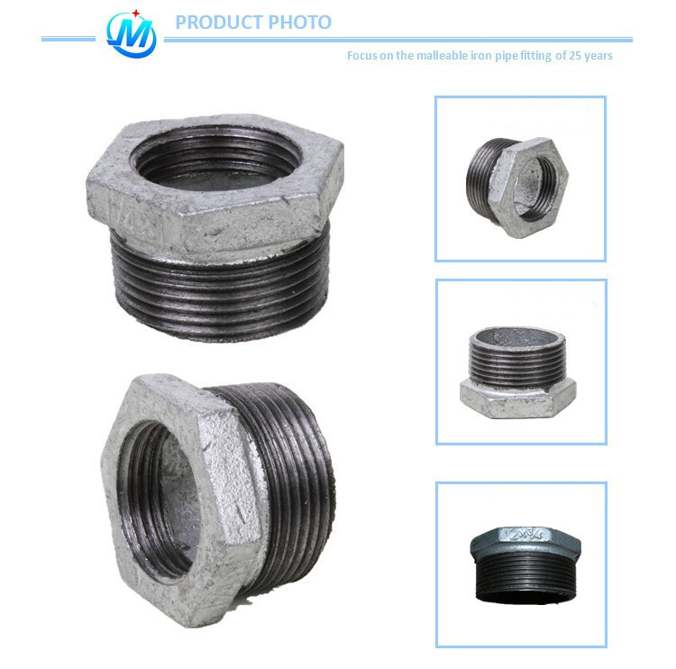 Factory wholesale Two Balls Iron Unions Joint Gas Pipe Fittings - Black cast iron pipe fitting for furniture and decoration – Jinmai Casting