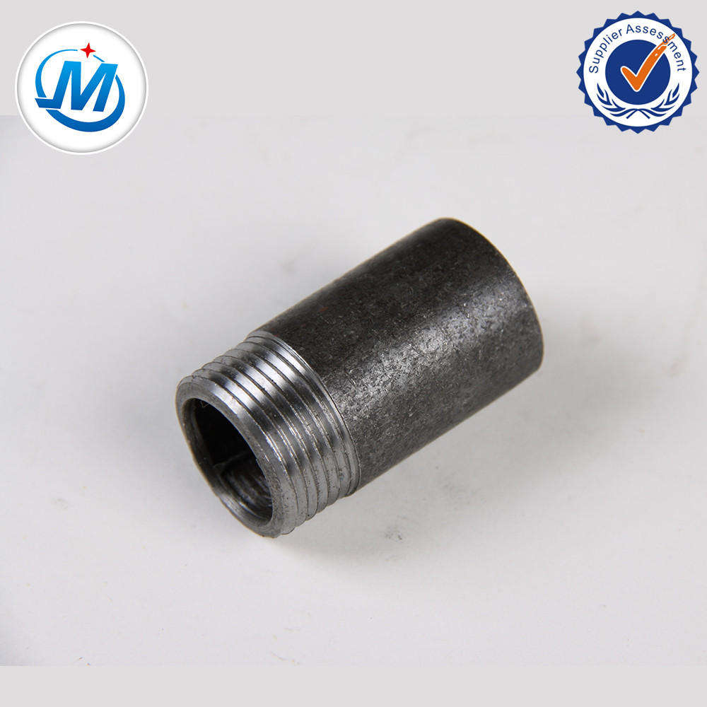 High Quality Galvanized/Black Surface Pipe Nipple