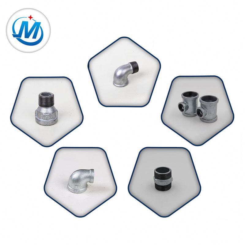 Banded Galvanized Iron Water Supply Pipe Fitting