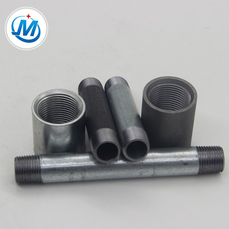 OEM/ODM Manufacturer Playground Fittings - Commercial Cheap 1 X 12 Steel Pipe Nipple – Jinmai Casting