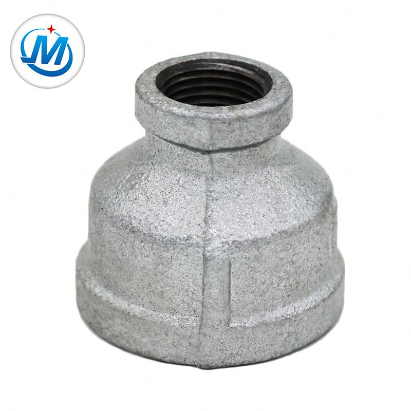 Ordinary Discount Galvanized Malleable Forged Iron Pipe Fittings - Reducing Socket Pipe Fittings Lining Plastic – Jinmai Casting