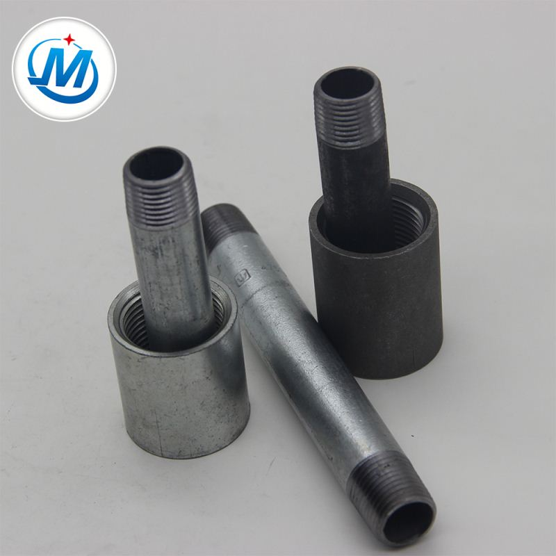 High Performance Screw Nut Bushing - China Wholesale Npt Steel Pipe Nipples – Jinmai Casting