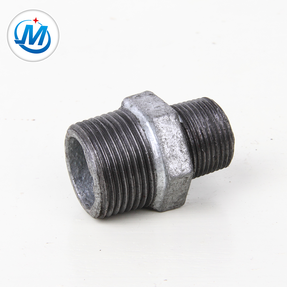 Well-designed Pipe Connection -