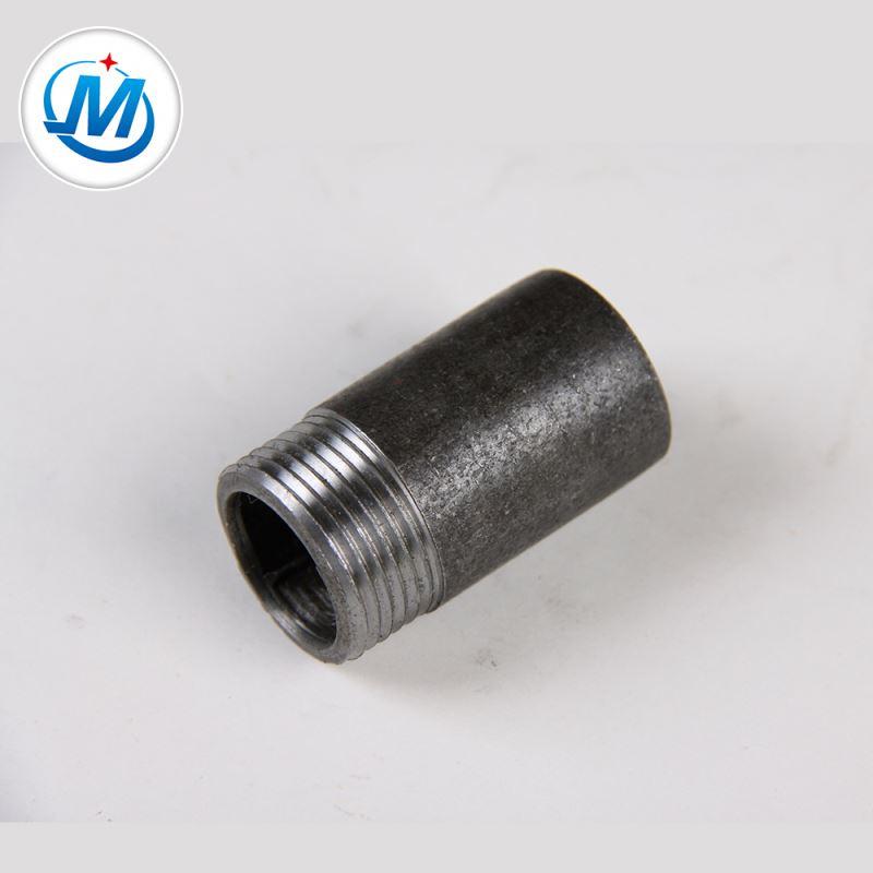 High Quality Galvanized/Black Surface Pipe Nipple