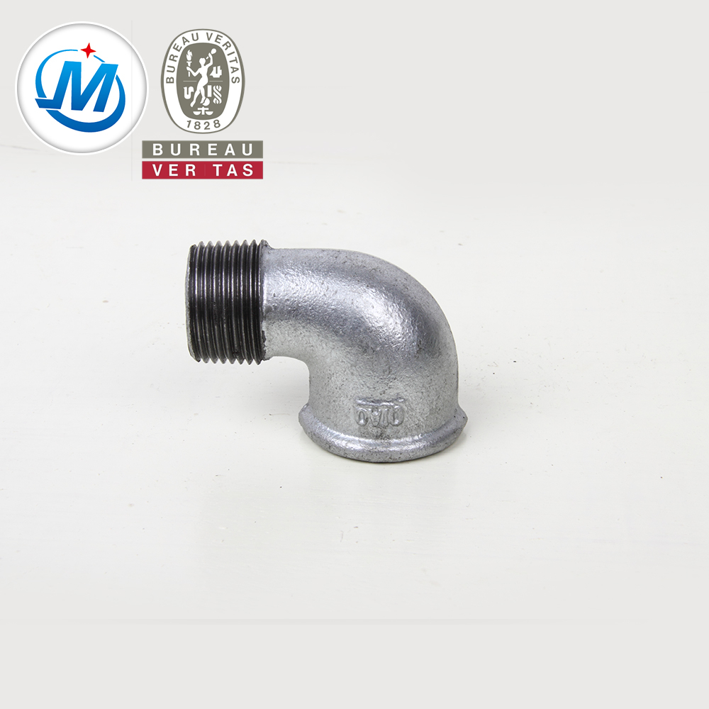 OEM/ODM China Stainless Steel Forged Coupling - QXM brand banded Street Elbow – Jinmai Casting detail pictures