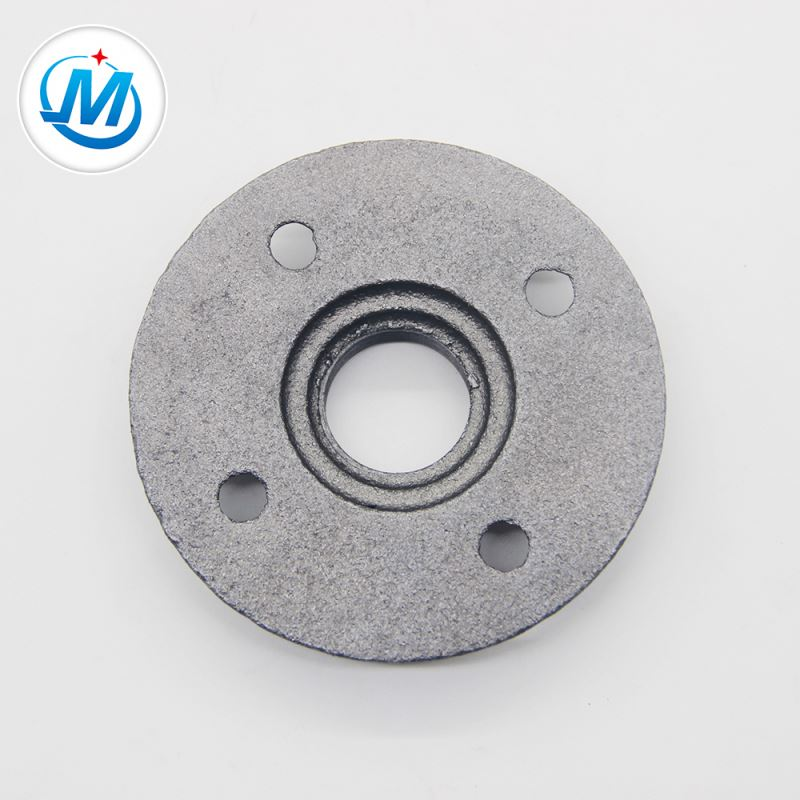 China 2.4 Mpa Testing Pressure 15mm Pipe Flange