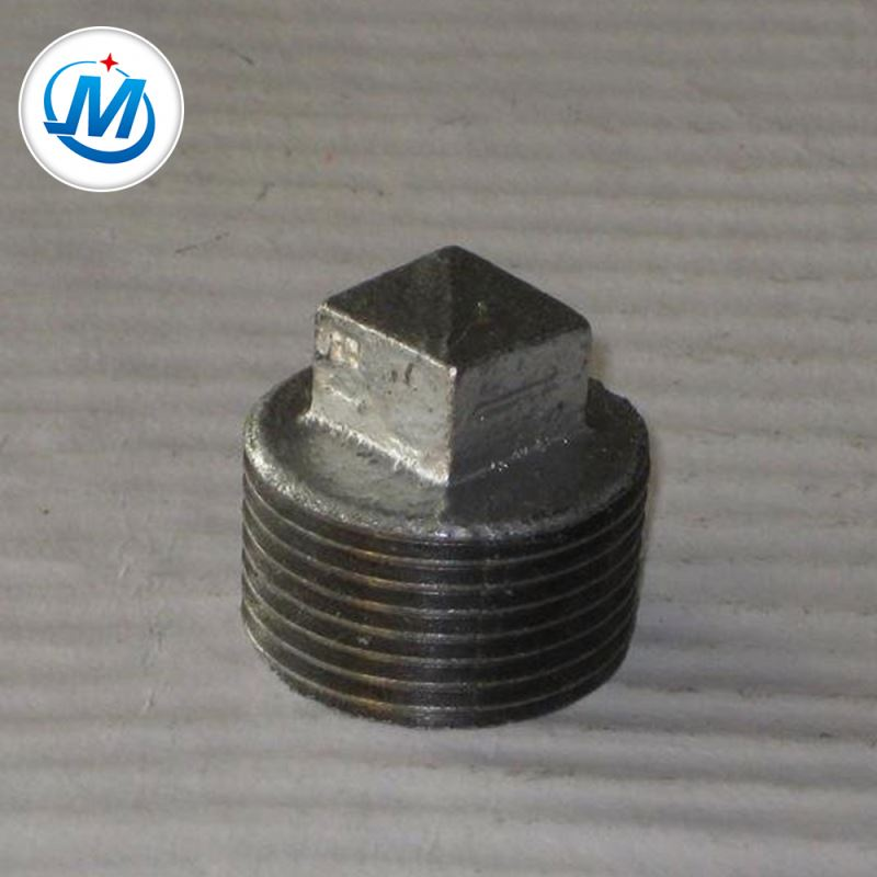 OEM/ODM Factory Hexagon Nipple Equal - Quality Controlling Strictly For Coal Connect As Media Cast Iron Test Galvanized Pipe Plug – Jinmai Casting