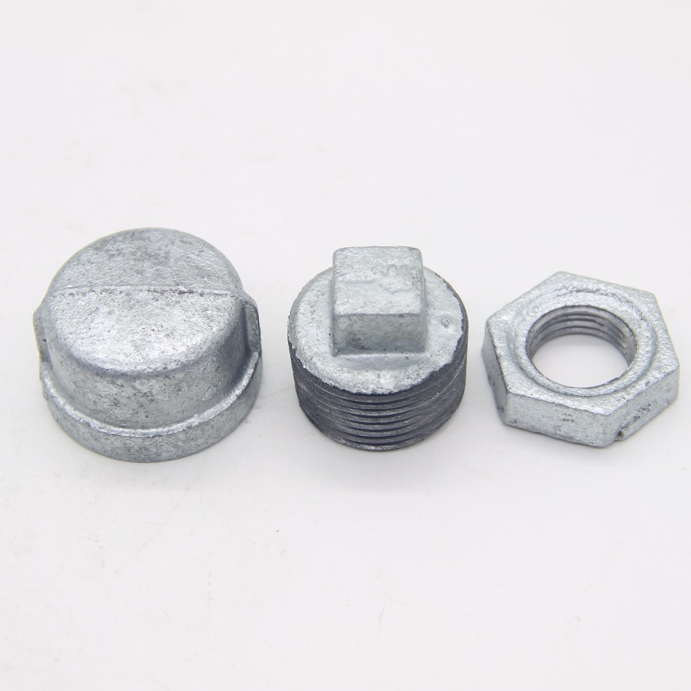 """100% Original Gi Elbow Pipe Fittings - 1/2"""" g.i .malleable iron pipe fittings for gas and water taps pipe – Jinmai Casting"""