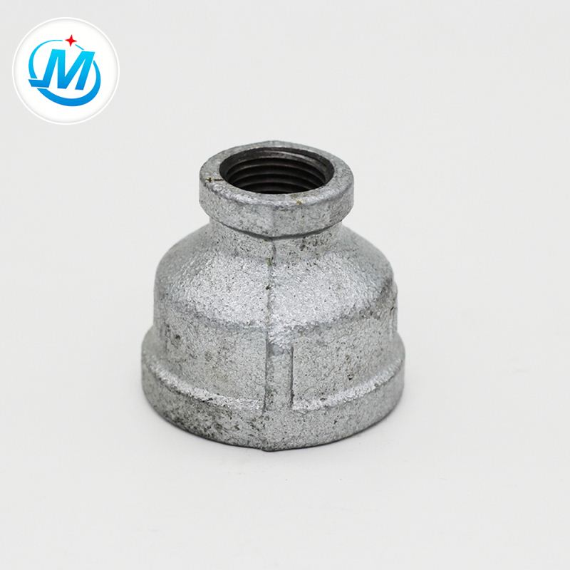 Pipe Fitting Malleable Reducing Socket Banded