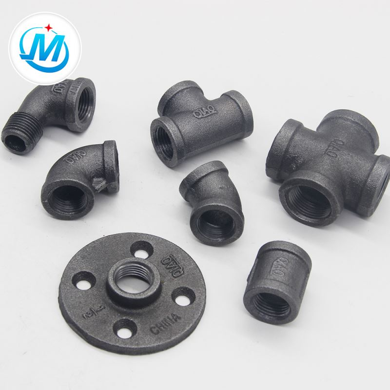 din sand malleable galvanis pipe fitting