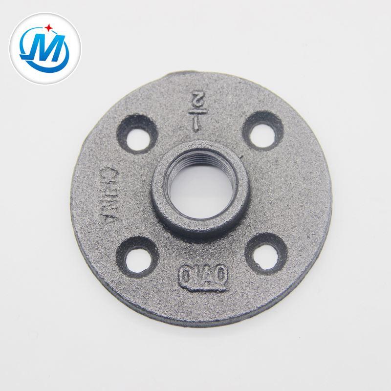 """China Supply Large Production Ability 3/4"""" Cast Iron Flange"""