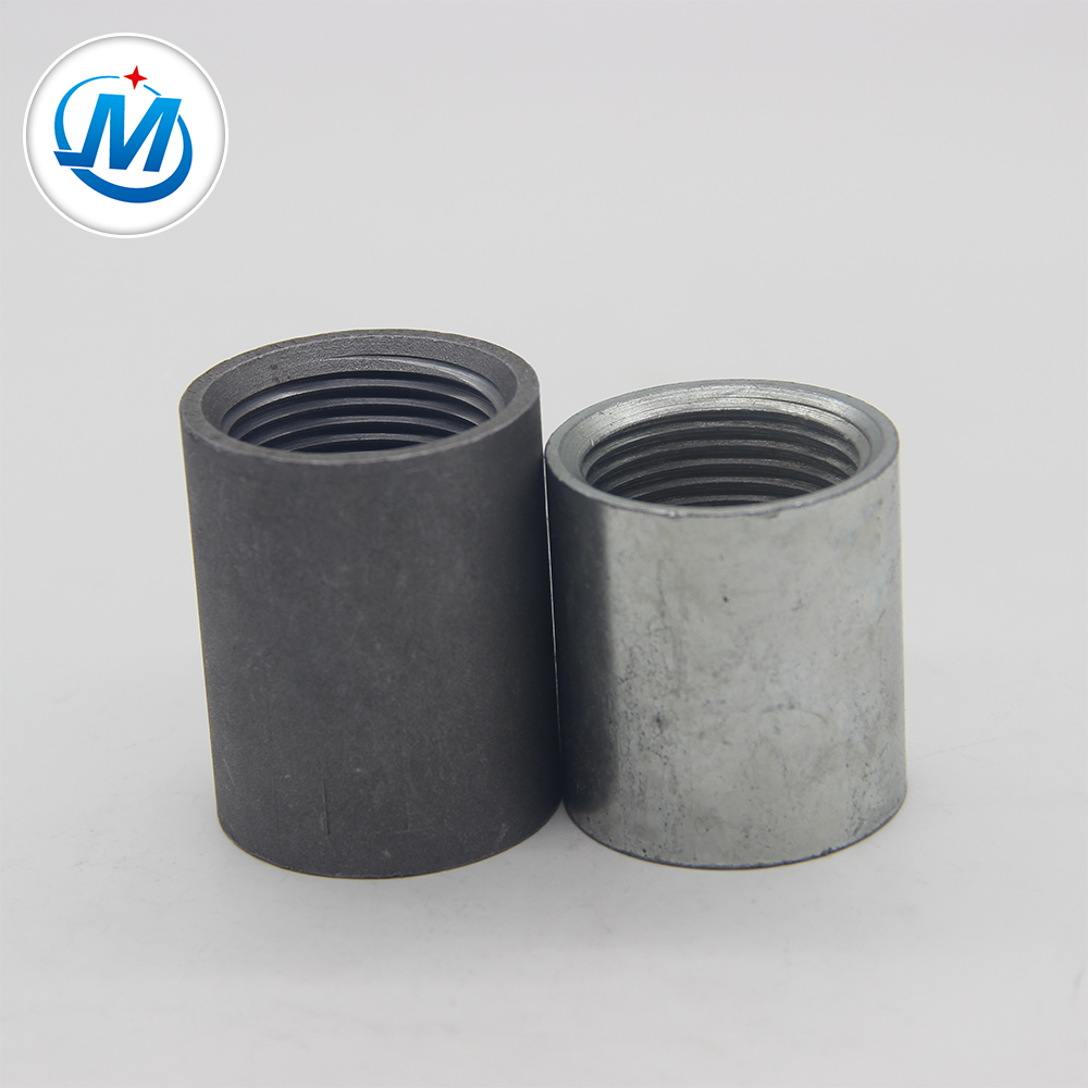 China New Product Viega Stainless Steel Pipe Elbow China - Double Thread Npt Thread Pipe Nipple – Jinmai Casting