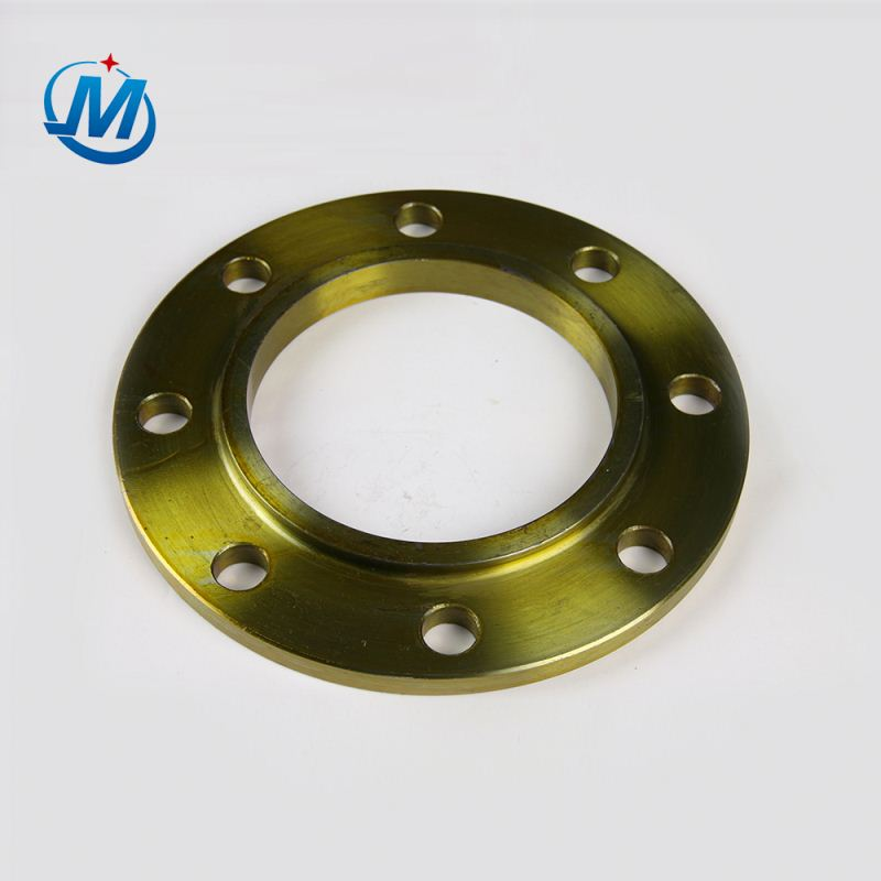 Big Production Ability Galvanized Pipe Floor Flange
