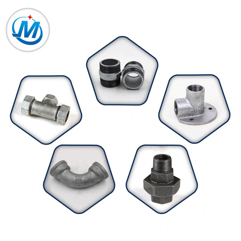 8 Year Exporter Casting Male Threaded Pipe Fitting -
