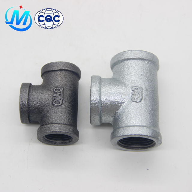 Wholesale Dealers of Cpvc Screwed Female Elbow - gi pipe fitting tees – Jinmai Casting