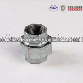 Wholesale Dealers of Aluminum Golf Tees - pipeline plumbing products malleable iron pipe fittings joint union 340 – Jinmai Casting