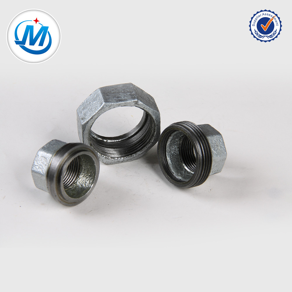 Wholesale Discount Galvanized Malleable Iron Pipe Fittings - Malleable Iron /union – Jinmai Casting