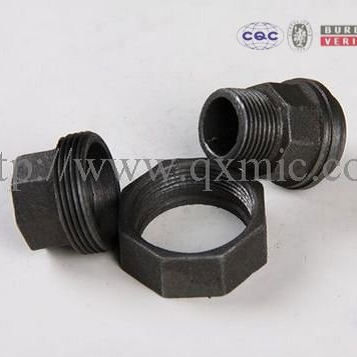 Big discounting Double Thread Hexagon Nipple -