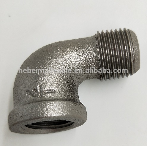 """High definition 3/8 Npt Pipe Fittings - QIAO Brand new product pipe fittings1/2"""" Street Elbow – Jinmai Casting"""