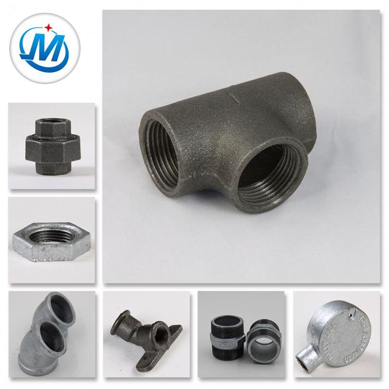 China Screwed Iron Galvanized Pipe Fitting - China Hebei