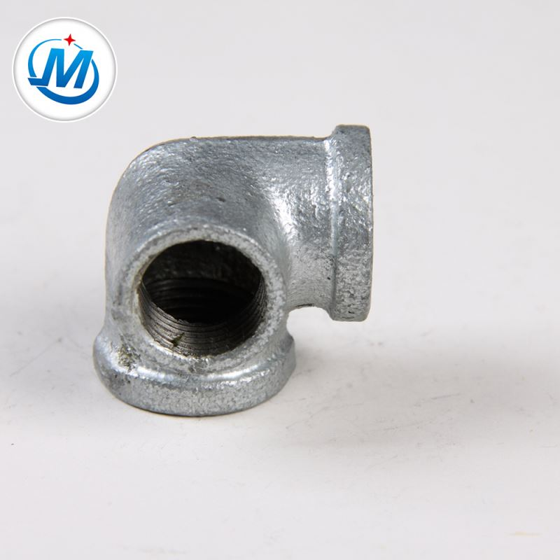 Personlized Products Brass Female Thread Pipe Fitting - With Quality Promise, Side Outlet Elbow Malleable Iron Pipe Fittings Sideoutlet Elbow – Jinmai Casting