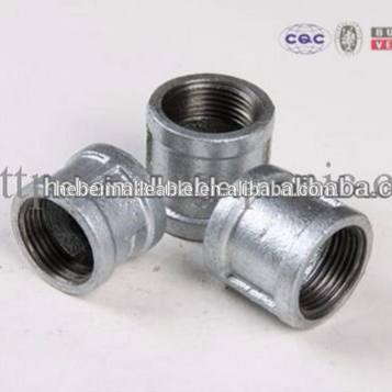 Fixed Competitive Price Screw Pipe Cross Fitting - NPT malleable iron pipe fittings 150psi pipe fittings reducing socket – Jinmai Casting