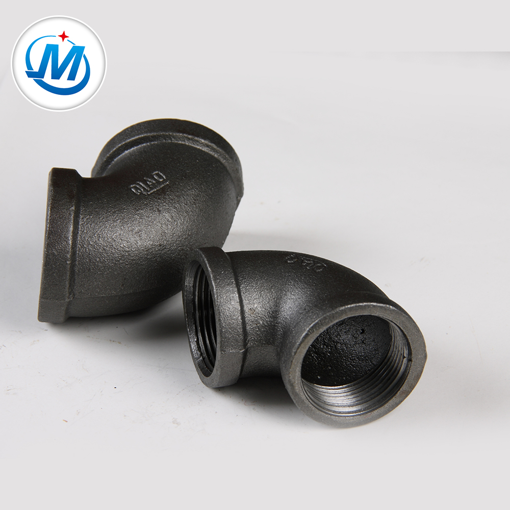 BS standard malleable cast iron pipe fitting - China Hebei