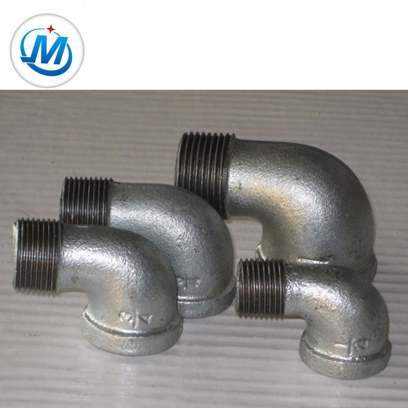 OEM/ODM Manufacturer Manufacturer Of Pipe Fittings - First-Class Product Quality F/M Street Elbow Cast Iron Pipe Fittings Street Elbow – Jinmai Casting