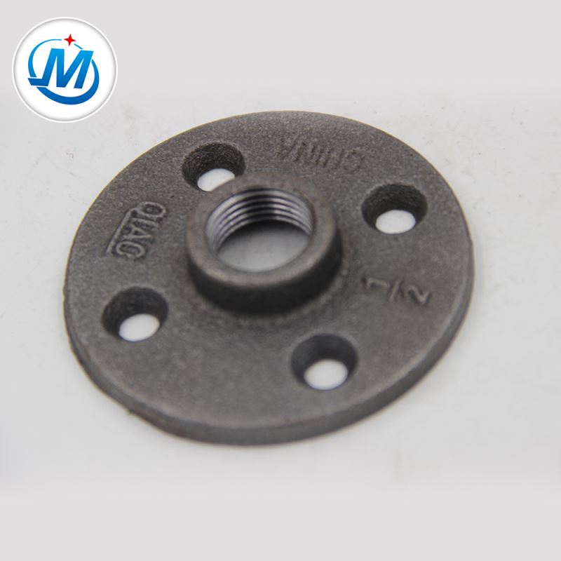Hot Sale Galvanized Malleable Iron Pipe Fitting Flange