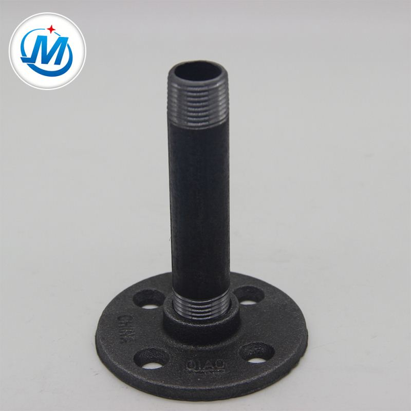 Hot New Products Double Spigot Single Branch Pipe Tee - Alibaba China Supplier Plumbing Steel Pipe Nipple – Jinmai Casting