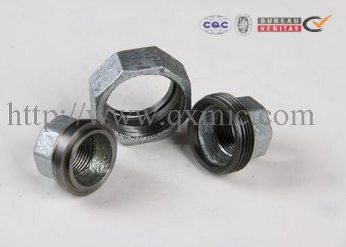 Factory Free sample Threading Pipe Nipple - china banded steel fittings conical female union – Jinmai Casting detail pictures