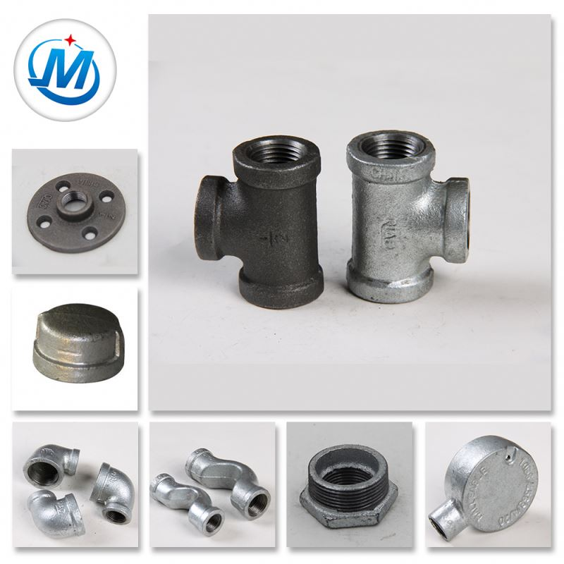 Factory selling Malleable Gas Steel Nipples Fitting -