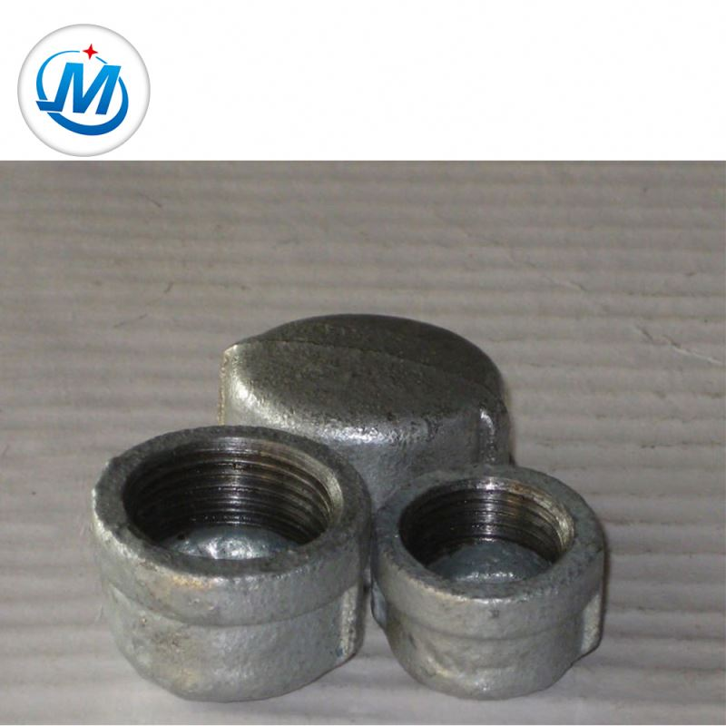Factory wholesale Union Expansion Joint - High Praise 1.6Mpa Working Pressure Malleable Cast Iron Pipe Fittings Cap – Jinmai Casting